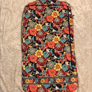 Vera Bradley Happy Snails hanging garment bag
